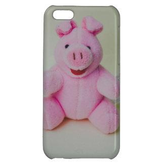 Juguete rosado del cerdo