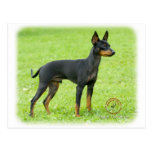 Juguete Terrier inglés 9R095D-062 Tarjeta Postal
