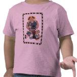 Juguetes de la hora del recreo camisetas