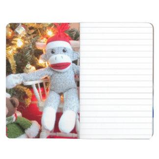 Juguetes del navidad cuadernos grapados