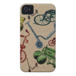 Juguetes del vintage Case-Mate iPhone 4 protector