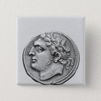 Jugurtha  King of Numidia Pinback Button