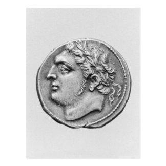 Jugurtha  King of Numidia Postcard