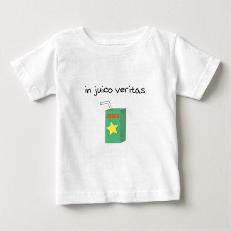 Juice Baby - In Juico Veritas Baby T-Shirt