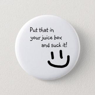 Juice Box Button