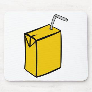 Juice Box Mouse Pad