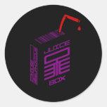 Juice-Box Sticker