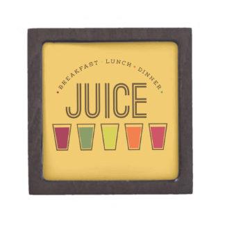 Juice - Breakfast, Lunch & Dinner. Juice Cleanse Keepsake Box