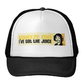 Juice Cap Trucker Hats