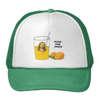 Juice For Jesus Hats