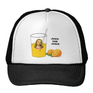 Juice For Jesus Mesh Hats