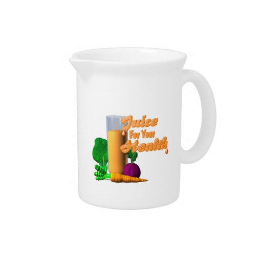 Juice For Your Health on 100+ items  Valxart.com Beverage Pitcher