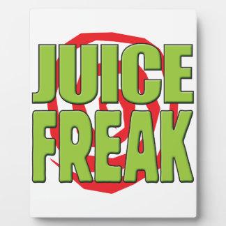 Juice Freak G Plaque
