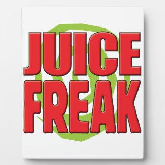 Juice Freak R Plaques