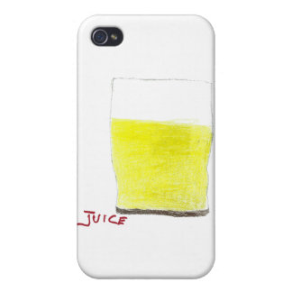 JUICE iPhone 4/4S COVER