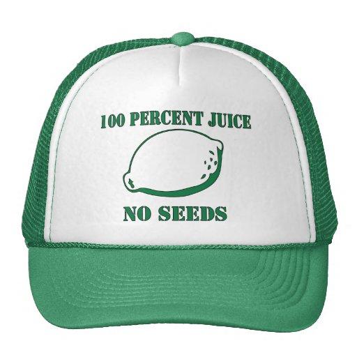 Juice No Seeds Trucker Hat