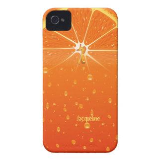 Juice Orange Blackberry Bold Case