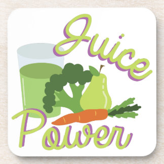 Juice Power Beverage Coaster