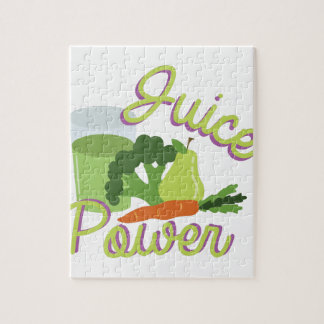 Juice Power Jigsaw Puzzle