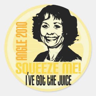 Juice Sticker