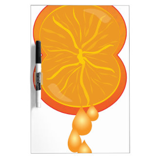 Juiced Up Dry Erase Board