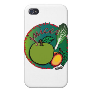 Juicer iPhone 4 Cover