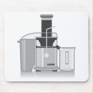Juicer vector mouse pad
