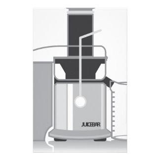 Juicer vector stationery