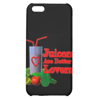 Juicers are better lovers by Valxart.com iPhone 5C Case