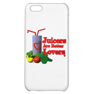 Juicers are better lovers by Valxart.com Case For iPhone 5C