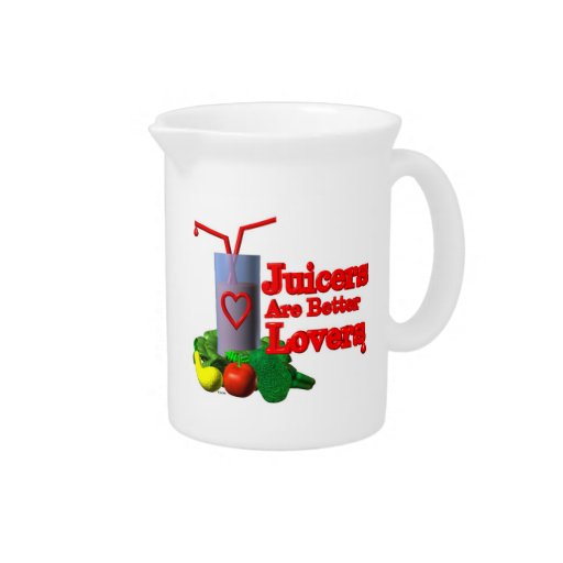 Juicers are better lovers by Valxart.com Pitchers