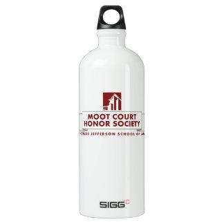 Juicio simulado de TJSL Botella De Agua