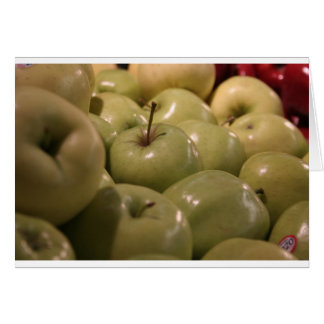 Juicy Apples Card