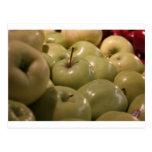 Juicy Apples Postcard