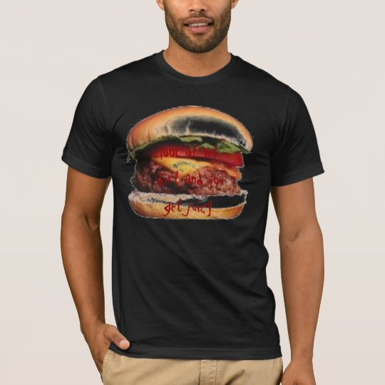 juicy burger T-Shirt