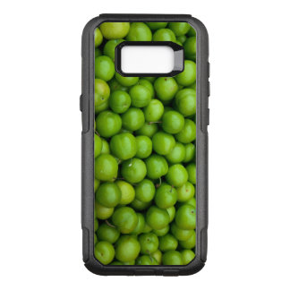 Juicy Green Apples Photographic Print OtterBox Commuter Samsung Galaxy S8+ Case