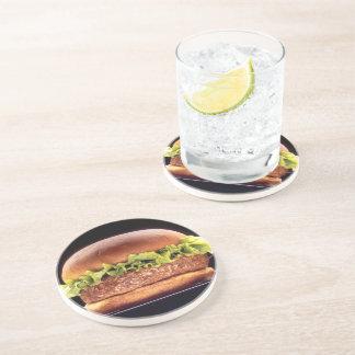 Juicy Hamburger Coaster