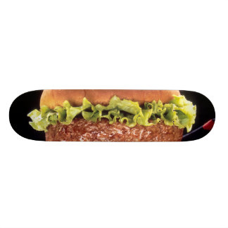 Juicy Hamburger Skateboard