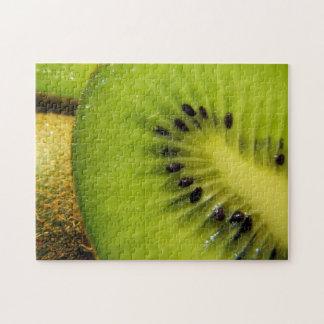 Juicy Kiwi Fruit Puzzle