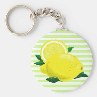 Juicy Lemons Keychain