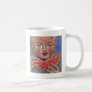 Juicy Lucy Classic White Coffee Mug
