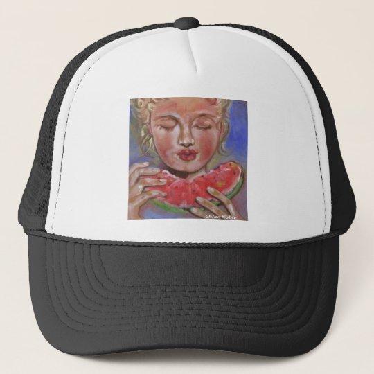 Juicy Lucy Trucker Hat