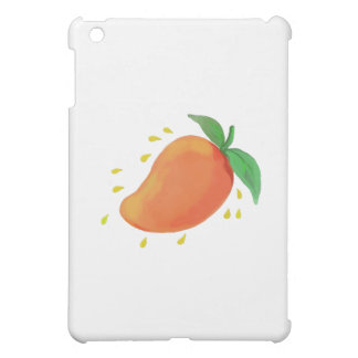 Juicy Mango Fruit Watercolor Cover For The iPad Mini