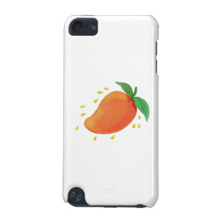 Juicy Mango Fruit Watercolor iPod Touch 5G Case