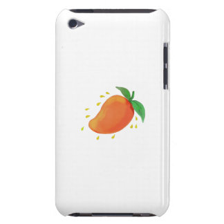 Juicy Mango Fruit Watercolor iPod Touch Case