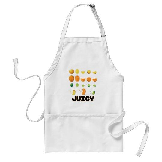Juicy Orange Adult Apron