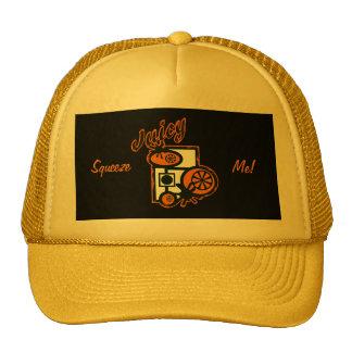 Juicy - Orange Trucker Hat