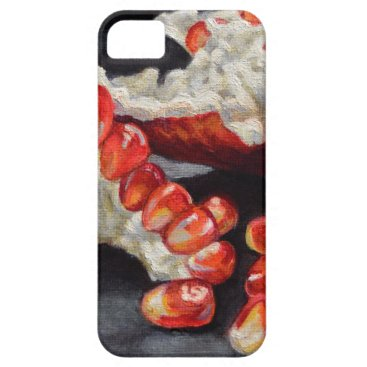 Beach Themed Juicy Pomegranate iPhone SE/5/5s Case
