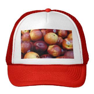 Juicy Red apples Trucker Hats
