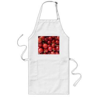 Juicy Red Cherry Apron